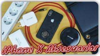 iPhone X İçin Çin'den Gelen Aksesuarlar!