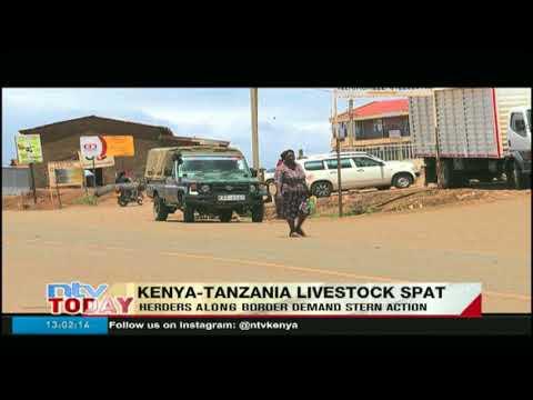 Herders along Tanzania border contemplate retaliating