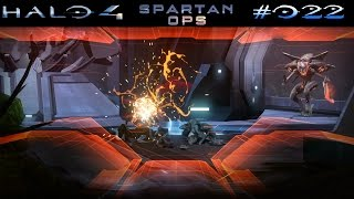 HALO 4: SPARTAN OPS | #022 - Memento Mori: Marines.... | Let's Play Halo The Master Chief Collection