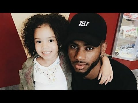 Bryson Tiller & his daughter Harley cute moments