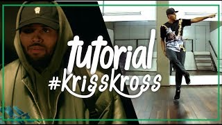 TUTORIAL | CHRIS BROWN KRISS KROSS | DANCE CHOREOGRAPHY OFFICIAL | Dance like Chris Brown - #7