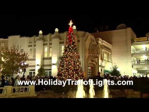 The Louisiana Holiday Trail of Lights