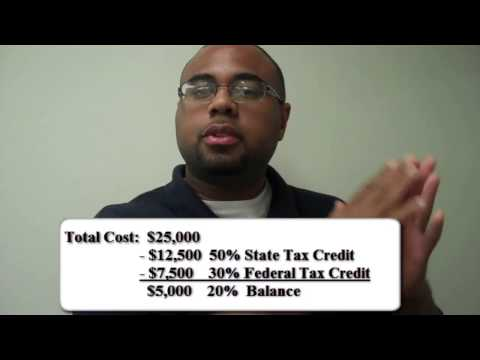 No Limit Energy Solutions - How Solar Tax Credit Work?