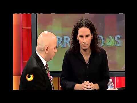 Maria Laria entrevista al bloguero cubano Orlando Luis Pardo Lazo - América TeVé