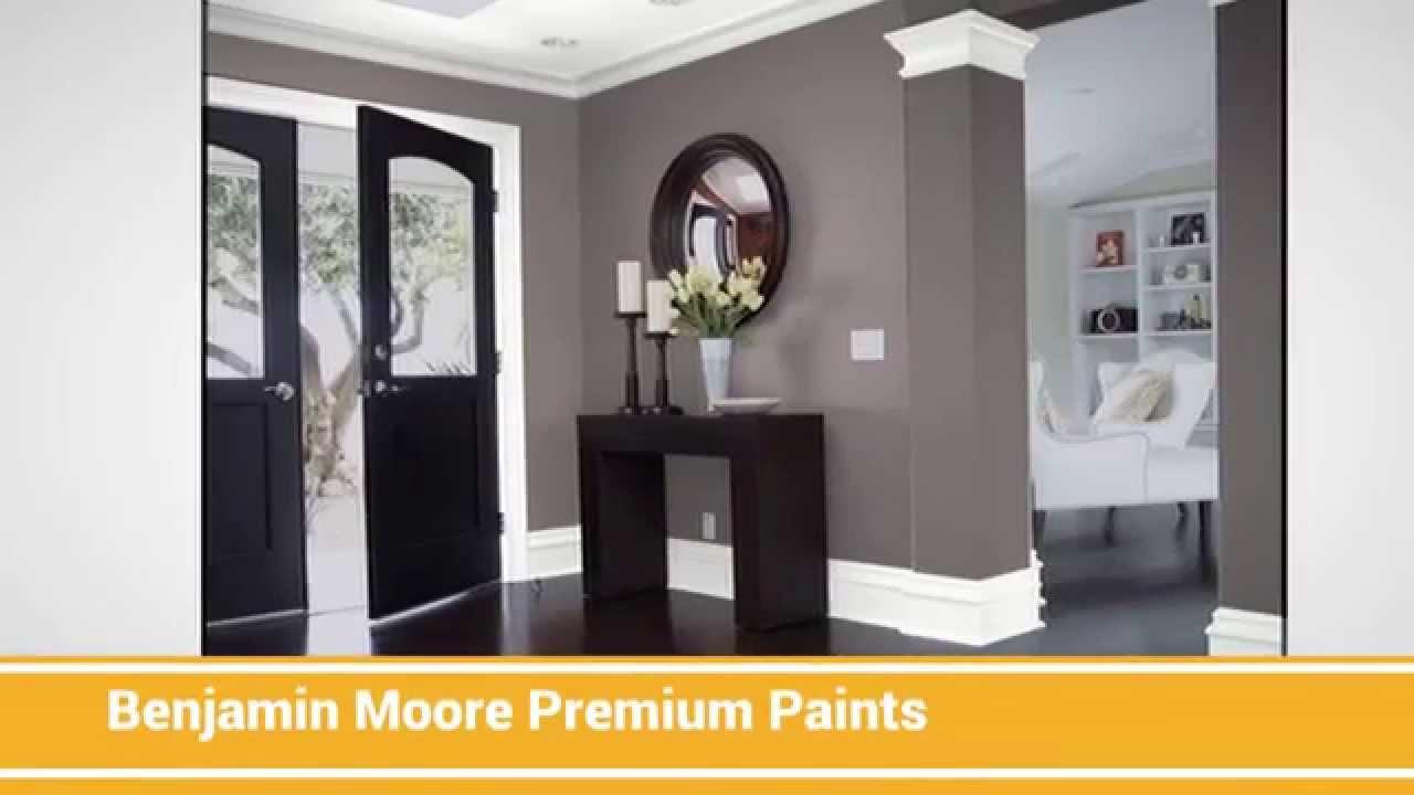 St Paul Paint Store with Benjamin Moore Paint at Abbott Paint & Carpet