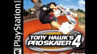 Tony Hawk's Pro Skater 4 OST - All My Friends Are Metalheads