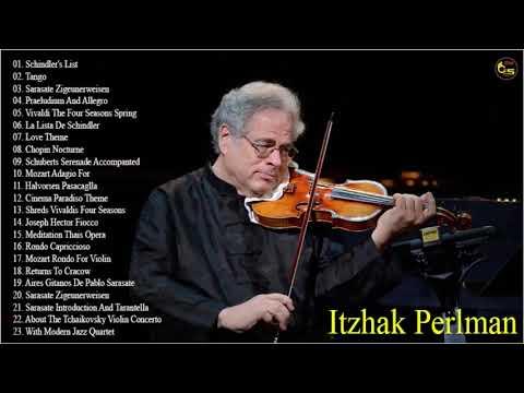 Itzhak Perlman Greatest Hits 2019 - Itzhak Perlman best Violin Collection