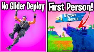 9 FORTNITE GLITCHES YOU DIDN'T KNOW EXIST IN CHAPTER 2!