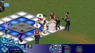 The Sims 1- Having a Party