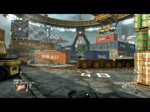 My first time playing Black Ops II [Game Clip]