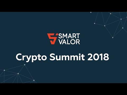 Crypto Summit 2018