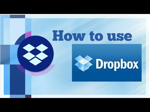 How To Use Dropbox Free Online Storage Using Samsung Galaxy Note 4 Android