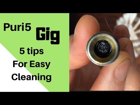 Our Dry Herb Vaporizer Instruction Guide | Puri5 com – PURI5