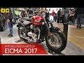 EICMA 2017 - Triumph Speedmaster Bonneville 2018