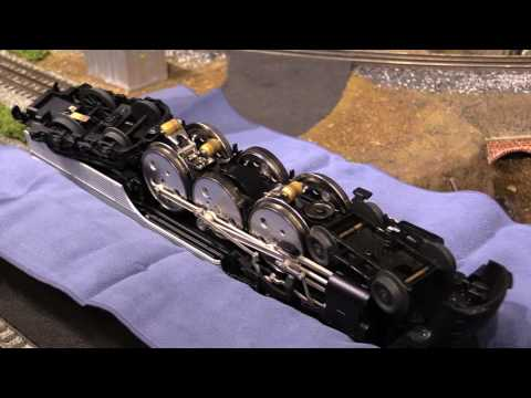 Lionel New York Central Empire State Express Set