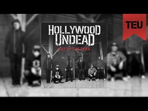 Hollywood Undead - Dark Places [Lyrics Video]