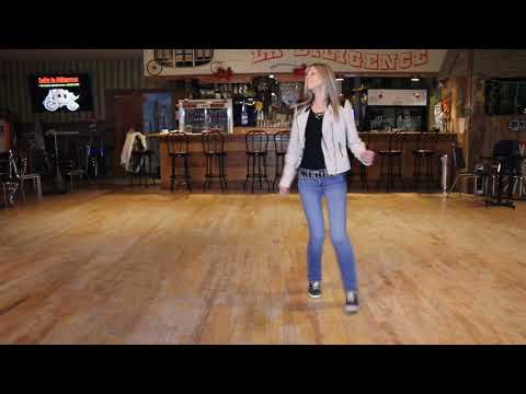 Leaving Austin / Nothing But You Line Dance