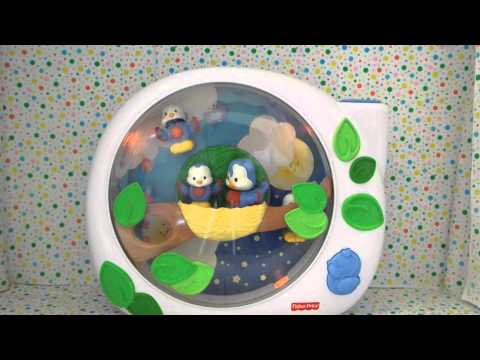 Fisher Price Flutterbye Dreams Bird Soother