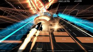 Audiosurf 2: Ivan Carsten - Amazing Combination 60fps