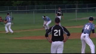 7/1/17 - Men's Baseball - La Crescent 1, Fillmore Central 5