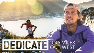 Meet the man that ran 100 Miles Out West: Ryan Sandes.