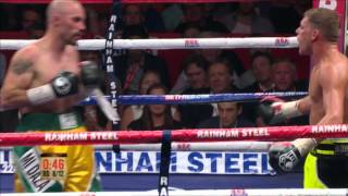 Billy Joe Saunders Ends Spike O