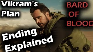 Vikram's Story | Bard of Blood Ending Explained | After reading the book