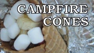 Win Or Fail Friday: Campfire Cones!