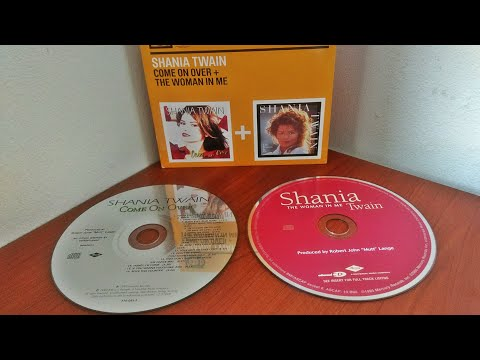 Unboxing: Shania Twain - Come on Over +...