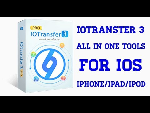 IOTransfer 3 Pro Review Ultimate Iphone/ipad Manager And Video Downloader