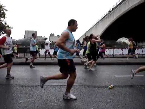 London Royal Parks Foundation Half Marathon 2011, 10 Minutes