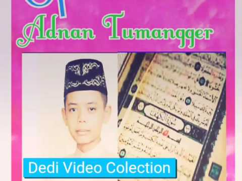 Adnan Tumangger Qori Anak Fenomenal