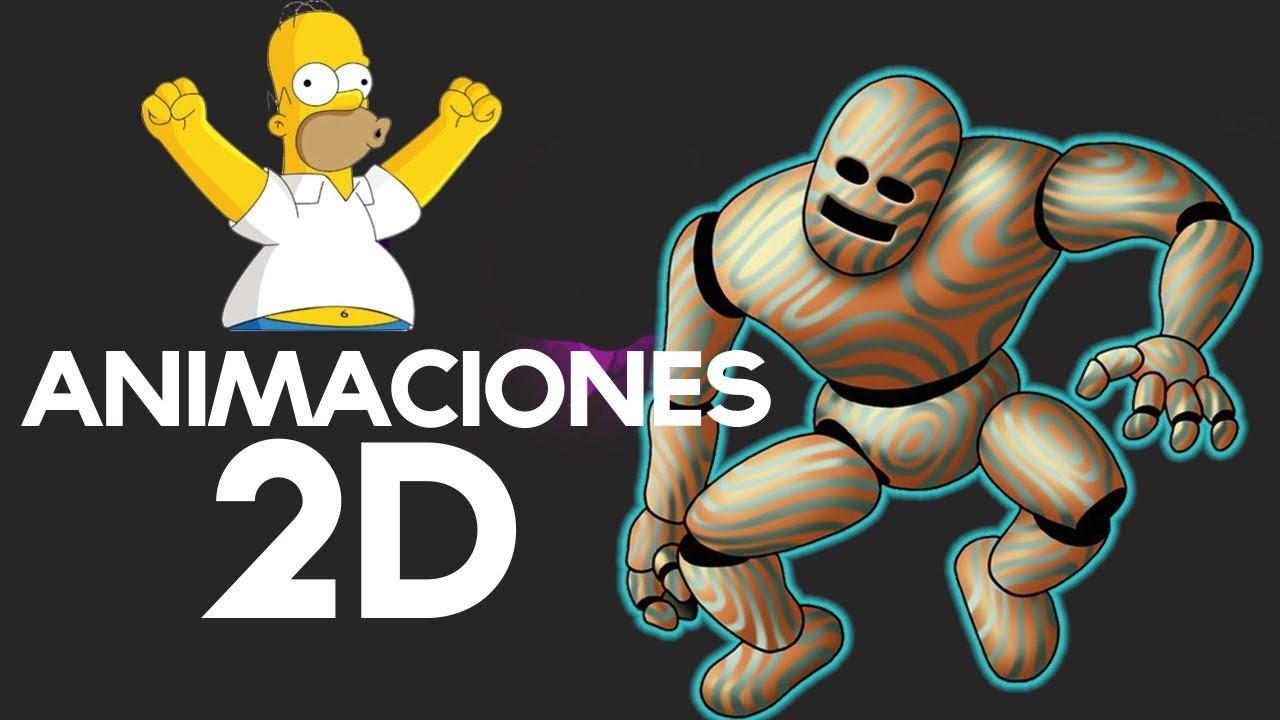 Los Mejores Programas Para Animación 2d 2018 Youtube