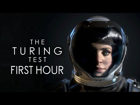 """The Turing Test - Let's Play - """"Prologue/Chapters 1-3 (First Hour)"""""""