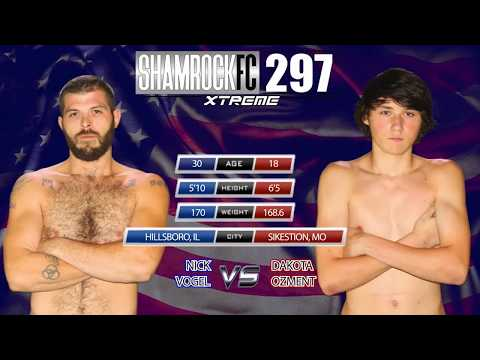 Nick Vogel vs Dakota Ozment