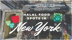 7 Delicious Halal Restaurants in New York