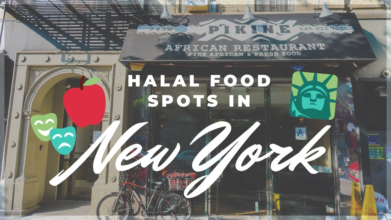 Top 15 Halal Food You Must Try in New York | Hijabiglobetrotter