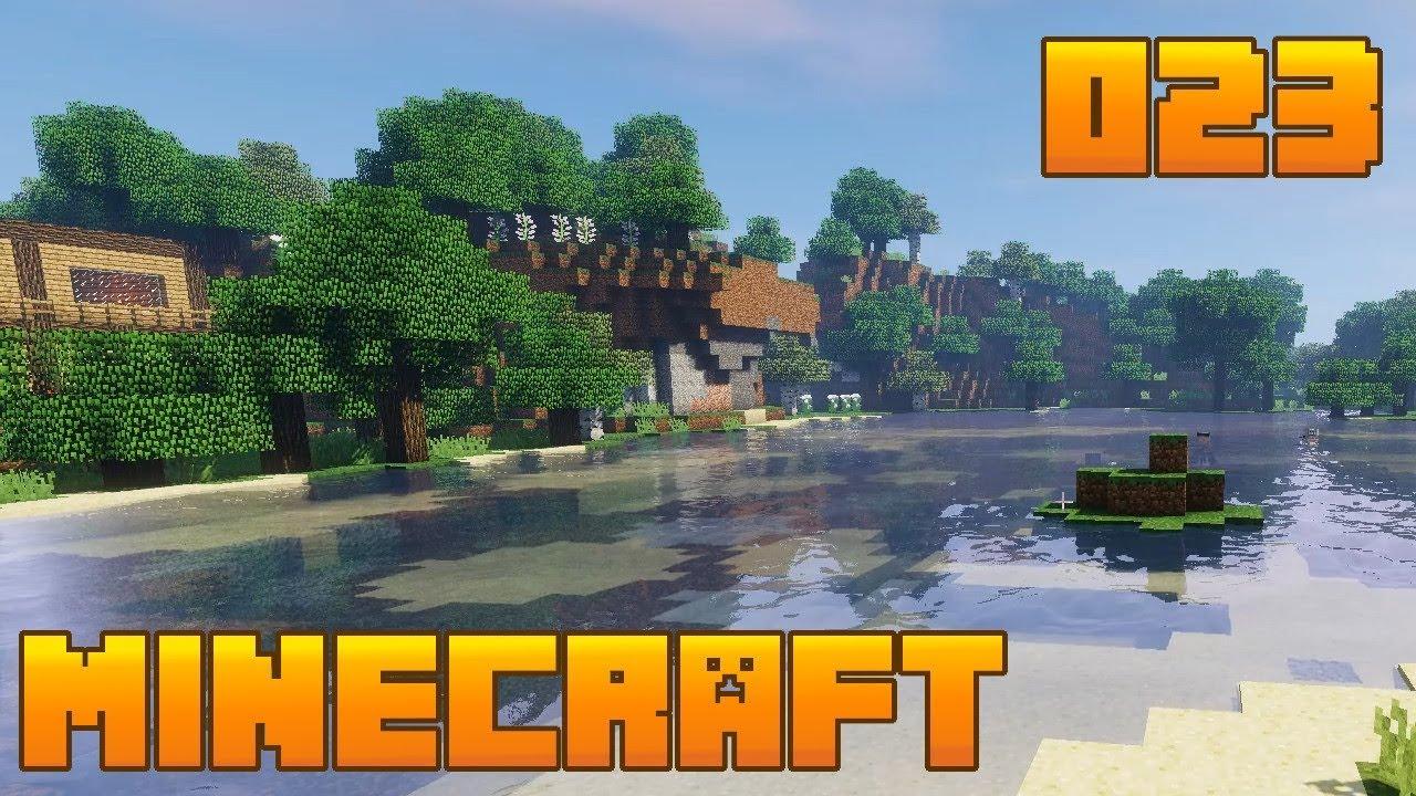 Lets Play Minecraft Vanilla GermanFullHD Spielen Mit Gestein - Minecraft vanilla spielen