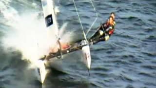 Extreme Catamaran Sailing Racing - Archipelago Raid Styleee