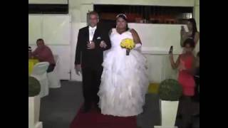 Never let your brother DJ at your wedding