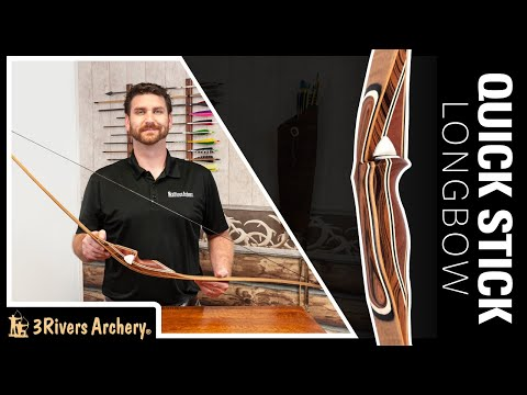 Bodnik Quick Stick Longbow Review and Testing