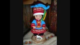 """""""La poupée scandinave"""" leçon 8, livre I - Le Tour du Violoncelle en 80 leçons"""