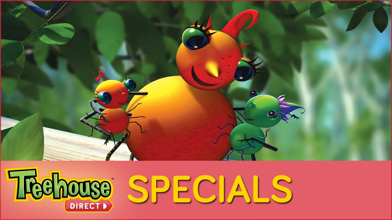 Download Miss Spider's Sunny Patch Kids - Special