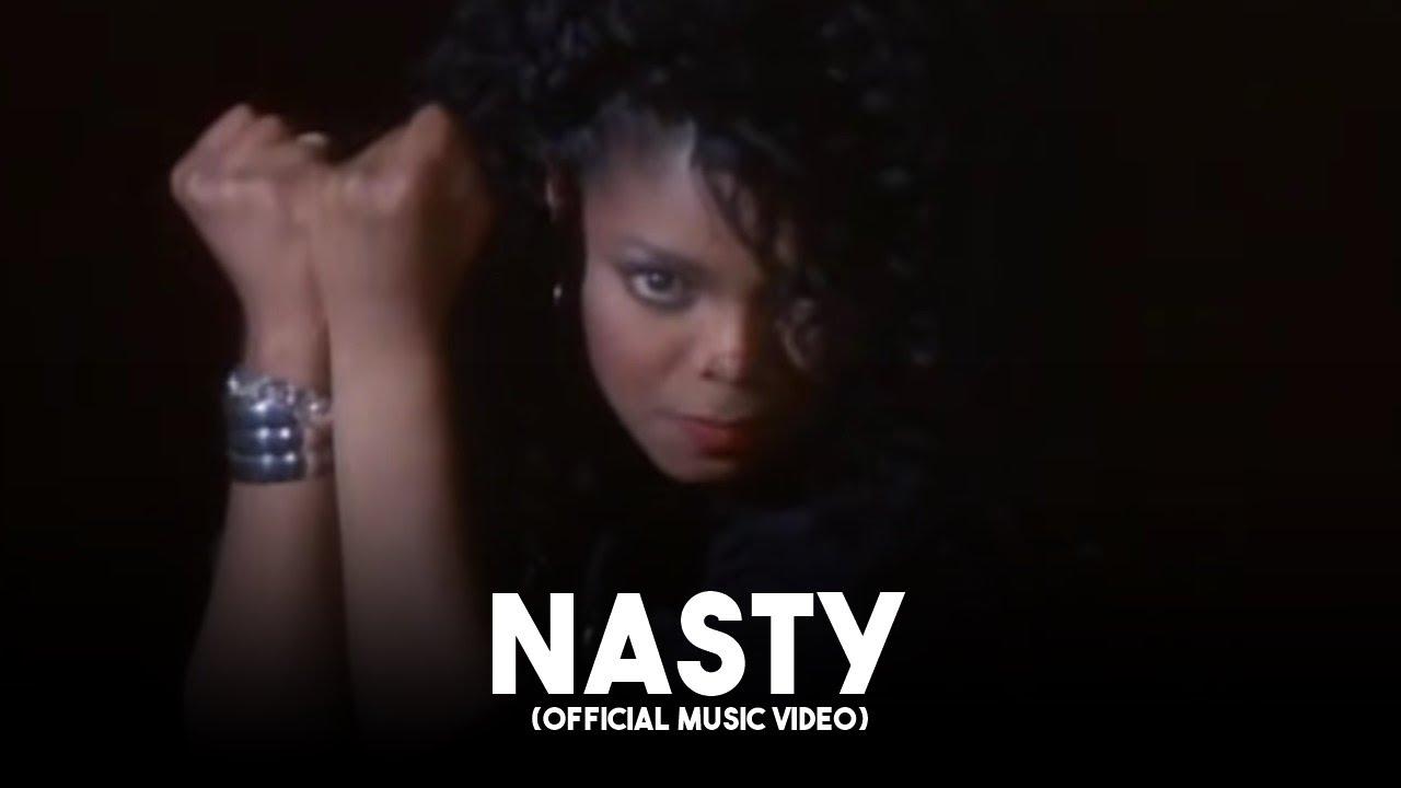 Flashback Video: 'Nasty' by Janet Jackson