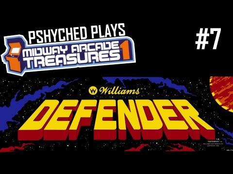Midway Arcade Treasures #7 - Defender