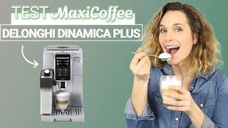DELONGHI DINAMICA PLUS FEB3795 S | Machine à café automatique | Le Test MaxiCoffee