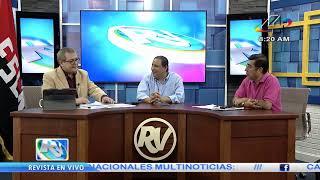 (EN VIVO) Revista En Vivo con Alberto Mora, viernes 16 de agosto de 2019