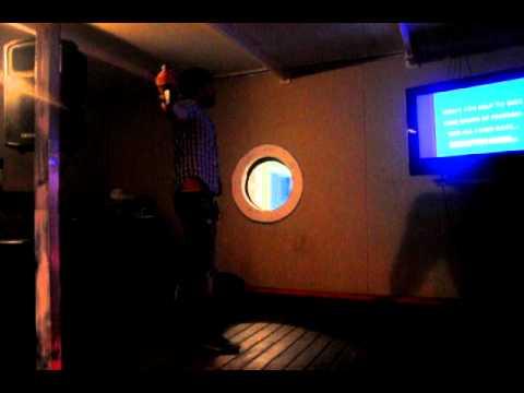 BoB Marley Redemption Song Karaoke Graham Bradbury Brass bell Cape Town