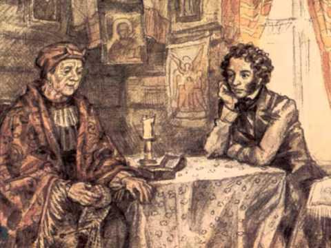 """А. С. Пушкин.""""Зимний вечер"""". Читает Михаил Козаков"""