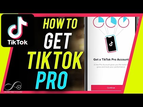 How to Switch to TikTok Pro Account - GROW faster on TikTok